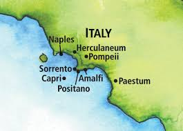 Map Of Pompeii Italy by Alumni Campus Abroad Sorrento The Ohio State University Alumni