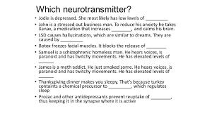 thanksgiving dinner worksheet neurotransmitters and drugs ppt video online download