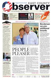 east county observer 07 02 13 by the observer group inc issuu