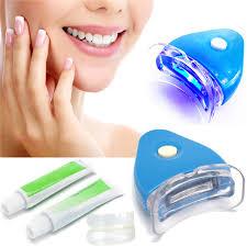 teeth whitening kit with led light professional teeth whitening kit led light with 20g whitening gel