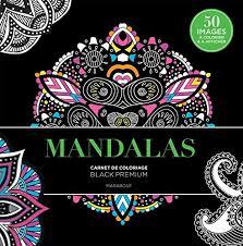 Télécharger Mandalas  Carnet de coloriage par From Marabout EPUB