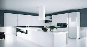 cuisine design blanche fein cuisine design blanche ou la magie du blanc feria et