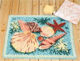 Hand Hooked Rug Kits Astounding Ideas Hook Rug Kits Simple Decoration Caron Krafty Kids