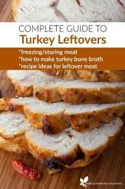 thanksgiving freezing tips freeze leftovers or freeze make ahead