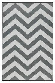 White And Gray Rugs Amazon Com Fab Habitat Laguna Plastic Rug Orange Peel U0026 White