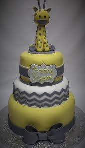 custom made cakes and cookies in west baby shower cakes 6