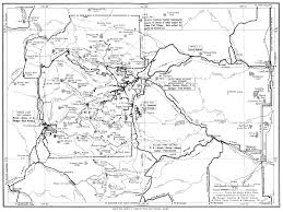 United States Map Mountains And Rivers by Rocky Mountain Colorado National Park United States Dept Of