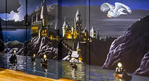 bespoke murals kids murals sacredart murals co uk harry potter murals