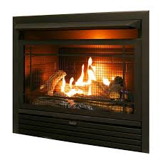 Ventless Wall Mount Gas Fireplace Duluth Forge Ventless Linear Wall Gas Fireplace 26 000 Btu T