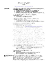 Acting Resume Template Word Microsoft Adammacecom Directing Resume Resume Templates Day Care Center