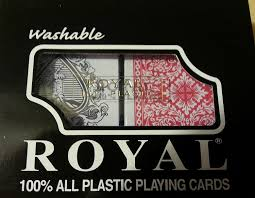 Play Pinochle Double Deck by Amazon Com Playing Cards 100 All Plastic Card 1 Set Double Deck