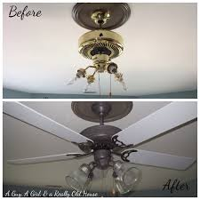 how to paint a ceiling fan painting a ceiling fan on the ceiling a guy a and a really