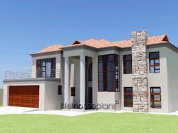 Two Storey Floor Plan Double Storey House Plans Home Design
