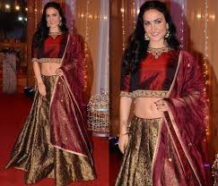 wedding dress maroon indian dresses on sale