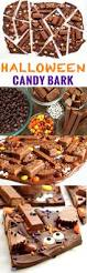 halloween candy dish halloween candy bark recipe halloween recipes