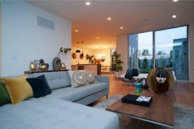 white wall paint decoration in modern living room design with