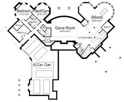 one house plans with basement alternate basement floor plan 1st level 3 bedroom house plan with