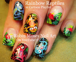 robin moses nail art july 2015