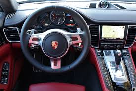 red porsche panamera winterized porsche panamera turbo u2013 limited slip blog