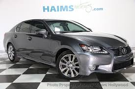 lexus gs 350 coupe 2015 used lexus gs 350 4dr sedan rwd at haims motors serving fort