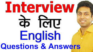 job interview questions and answers in hindi english speaking