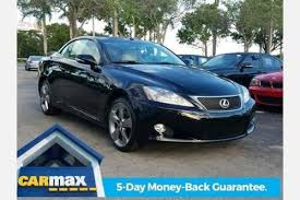 used 2010 lexus is 250 used 2010 lexus is 250 c for sale in fl edmunds