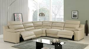 Power Sofa Recliners by Living Room Modern Leather Sectional Sofa With Recliners Sofas