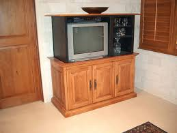 custom made bar cabinets handmade cabinet with hidden bar and tv lift by jeffrey scott