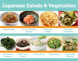 proportion cuisine 9 popular japanese salads vegetable dishes let s experience