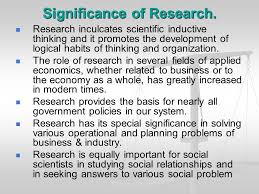 meaning of research 1 research refers to a search for knowledge
