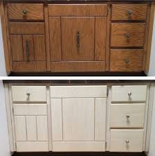 painting oak cabinets white before and after painting bathroom cabinets white before and after bathroom decor