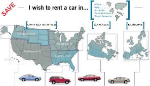 Southeast Us Map Rental Car Deals Coupon Codes And Promo Codes