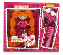 lalaloopsy loopy hair image loopy hair mini bea box jpg lalaloopsy land wiki