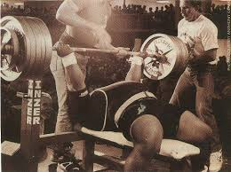 reverse grip bench press ironman sports medicine column john