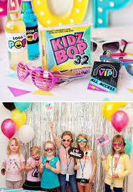 how to throw the ultimate pop star party ideas activities