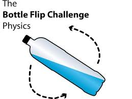 Challenge Physics Bottle Flip Challenge Physics Lesson By Alandenton123 Teaching