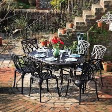 Outdoor Furniture Amazon by Best 20 Cast Aluminium Garden Furniture Ideas On Pinterest