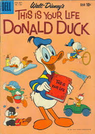 this is your life donald duck comic disney wiki fandom