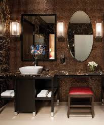 tv in the mirror bathroom stanford lighted mirror tv electric mirror
