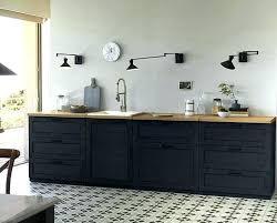 peinture meuble bois cuisine meuble bois et noir meuble bois noir cuisine meuble ampm