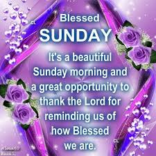 sunday greetings and blessings quotes sunday