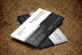 Lawyer Business Card Design Elegant Playful Business Card Design For Michael U0027 U0027s Law Firm By