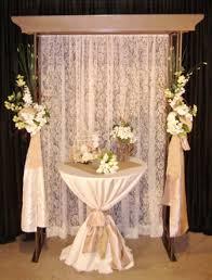 wedding backdrop linen vintage wedding backdrops 1000 ideas about vintage