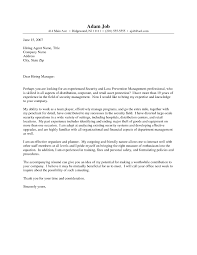 Examples Of Cover Letters For A Job Speculative Cover Letters