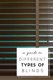 a guide to different types of blinds wasatch shutter