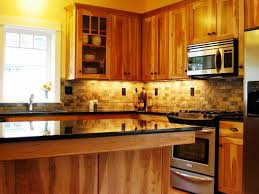 Kitchens With Yellow Walls - tiles backsplash green and yellow kitchen ideas with tile
