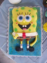 spongebob squarepants cake spongebob squarepants birthday cake this sheet cake was ma flickr