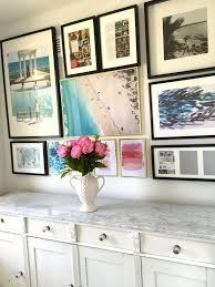 Kitchen Gallery Wall by How To Create A Gallery Wall U2013 And Where To Find Affordable Art