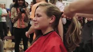 very beautiful headshave girls headshave girl forced haircut girl long hair cut off head