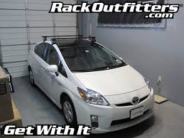 roof rack for toyota prius toyota prius thule traverse square bar base roof rack rack